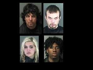 Check out the mug shots of those arrested or wanted in the Upstate.