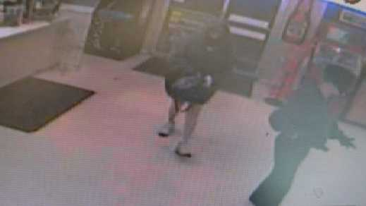 Deputies were called to the J & Z Food Mart at 219 Shiloh Road in Oconee County at 11:14 p.m. Saturday in reference to a robbery. An employee of the store told deputies that two women entered the store and robbed it. Click through to see surveillance pictures.