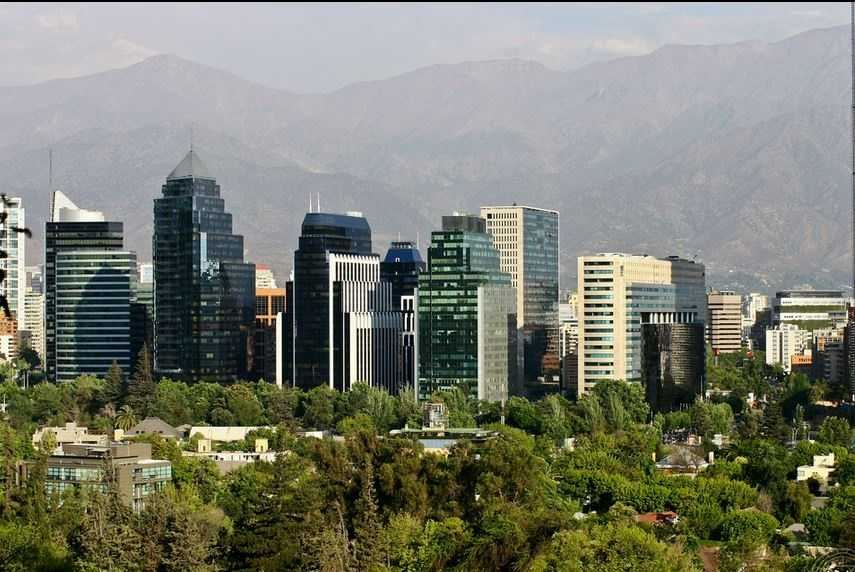 Chile: 7 percent