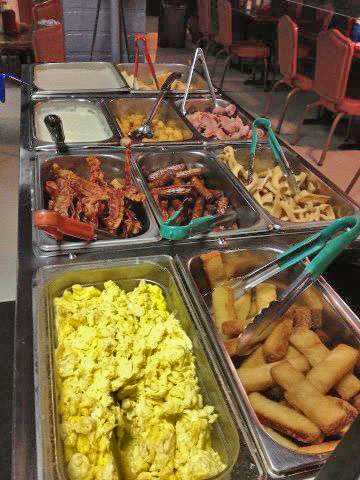 Townville Cafe, Townville: 19 nominations