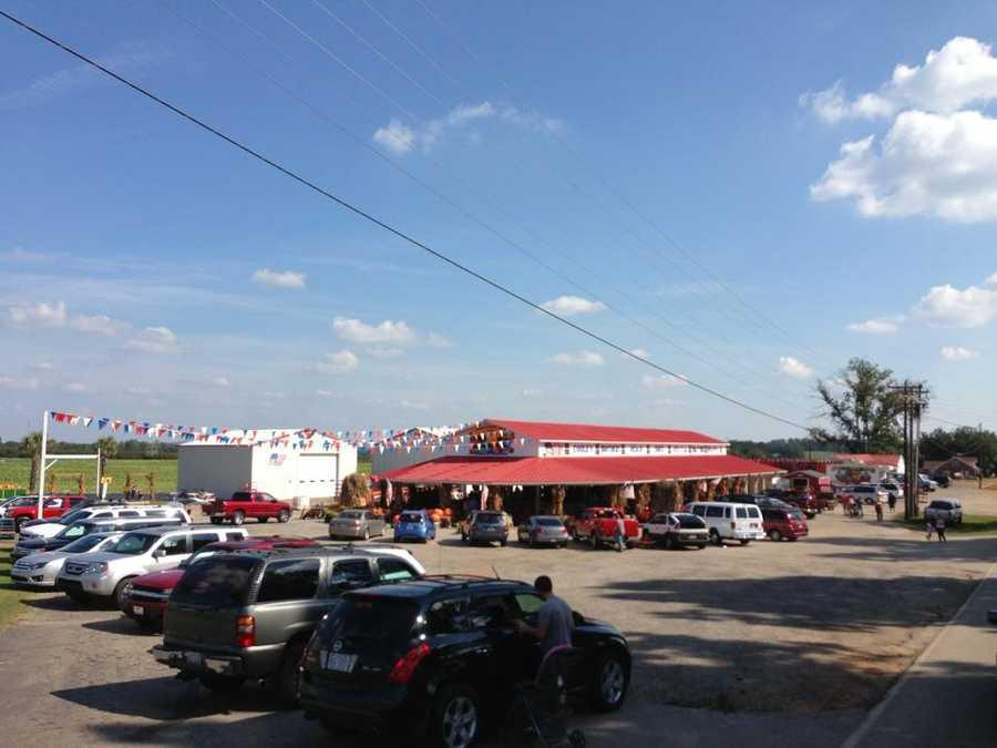 Strawbrerry Hill Cafe, Spartanburg: 7 nominations
