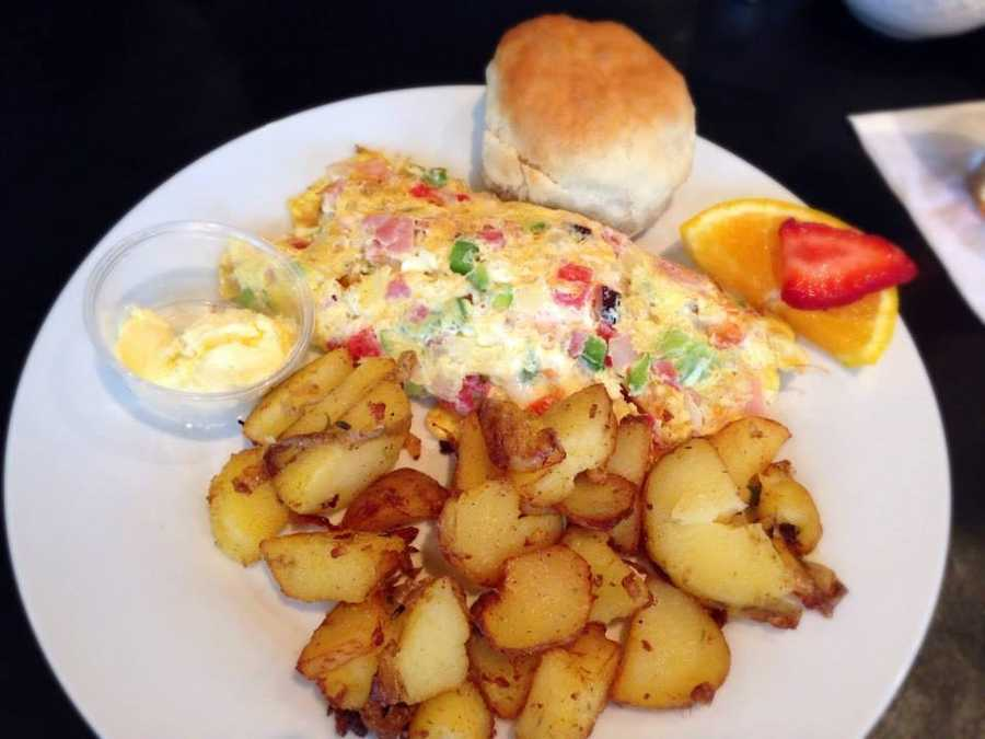Mon Ami Morning Cafe, Spartanburg, 5 nominations