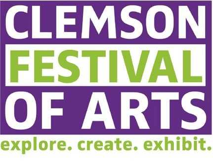 The Clemson Festival of Art is May 17  from 10 a.m -5 p.m. in Downtown Clemson at Catherine Smith Plaze, Jaycee and Abernathy Park. The festival includes art, music, sculpture, sidewalk art contest, children's activities, food and interactive art.  For more information: http://explorearts.org/events/clemson-festival-of-arts/