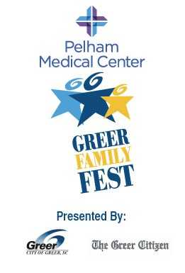 The Village Hospital Greer Family Fest runs May 2-3. The event is for all ages and includes live music, food, more than 150 vendors, a KidsZone and cooking demonstrations. For more information: http://www.greerchamber.com/greer-family-fest/