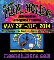 The Plum Hollow Festival is May 29-31 on Rainbow Lake Road in Campobello. The festival includes live music and food vendors. For more information: http://www.moonshiners.com/ai1ec_event/2014-plum-hollow-festival?instance_id=