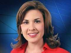 Angela Rodriguez: WYFF News 4 Weekend anchor