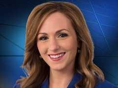 Gabrielle Komorowski: WYFF News 4 anchor at 5:00 p.m. and 5:30 p.m.
