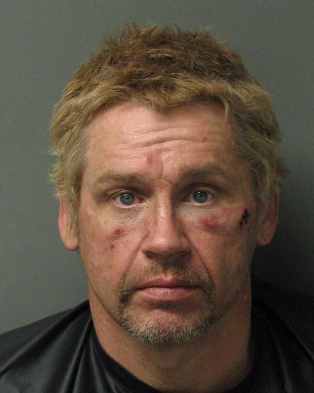 Kein Maler: Arrested in Oconee County drug roundup