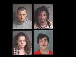 Check through to see the mug shots of those arrested or wanted in the Upstate and Western North Carolina.
