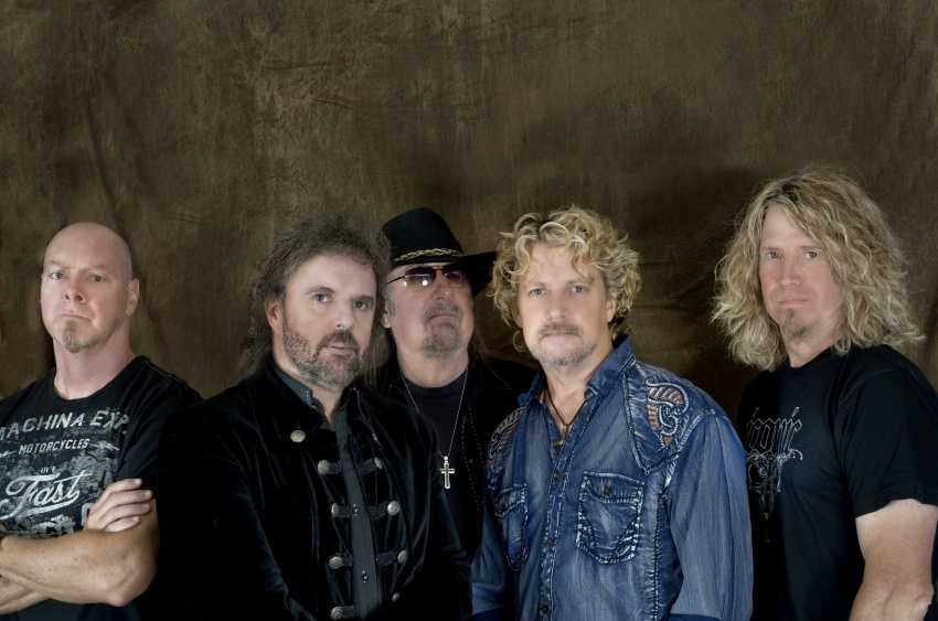 Southern rockers 38 Special