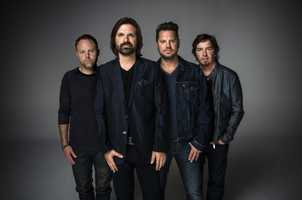 The popular Georgia-based Christian band Third Day