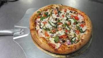 Merrell's Pizza, Poinsett Street, Greer: 10 nominations