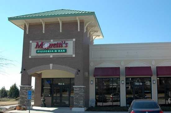 Moretti's Pizzeri & Bar, Butler Road, Mauldin: 11 nominations
