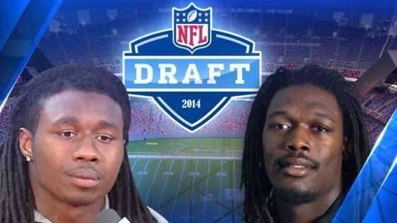 Jadeveon Clowney Sammy Watkins NFL Draft