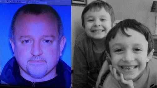 Amber alert father and sons