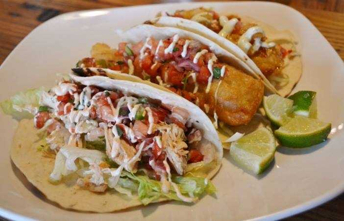 Willy Taco, East Main Street, Spartanburg, 13 nominations: 3-way tie for 4th Place