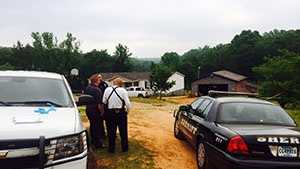 Anderson County shooting