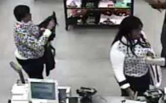 If you know who these women are you are asked to call Crime Stoppers at 864-23-CRIME.