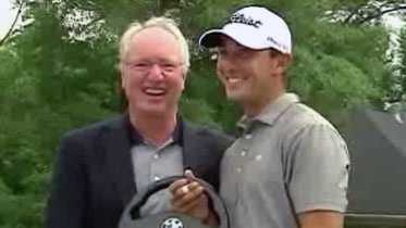 Max Homa wins the 2014 BMW Charity Pro-AM.