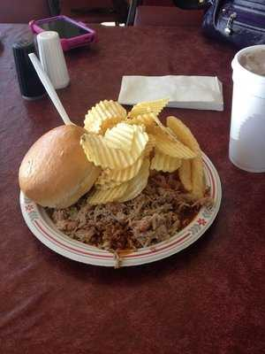 Charlie's Bar-B-Que, Pelham Road, Greenville, 6 nominations