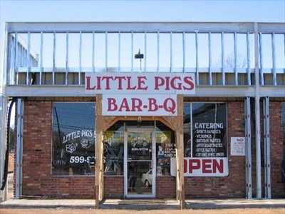 Sixth Place: Little Pigs BBQ, Boiling Springs Rd, Inman, 12 nominations