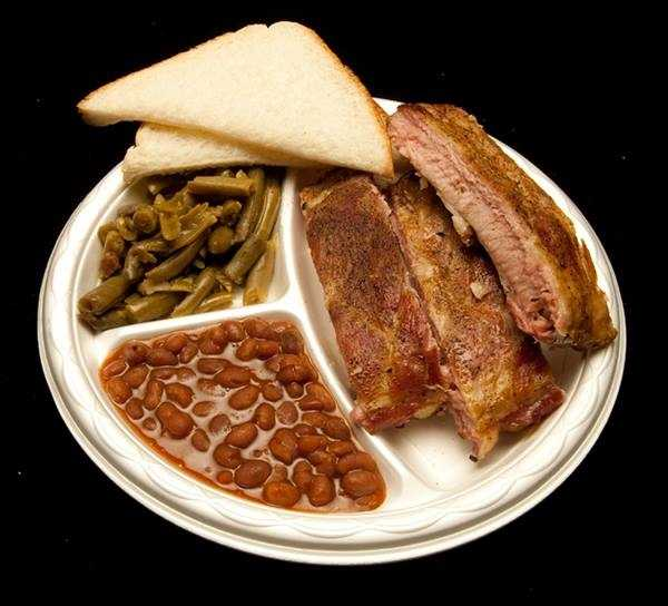 Third Place Winner: Bucky's BBQ, Roper Mountain Road, Greenville, 67 nominations