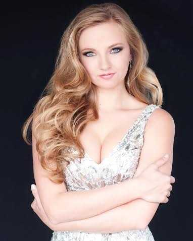 Chandler Parnell, Miss Capital City
