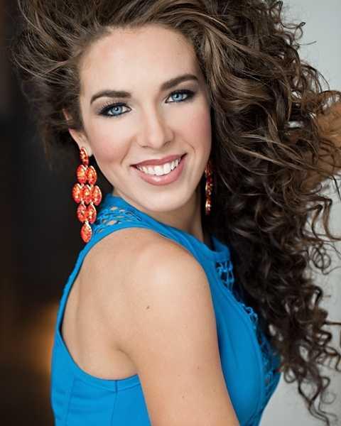 Anna Brown, Miss Greater Hartsville