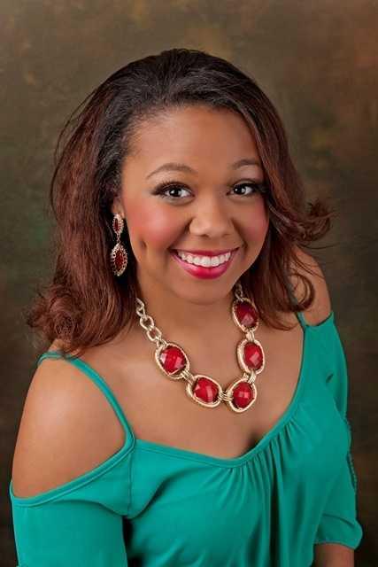 Justina Teale, Miss Lander University