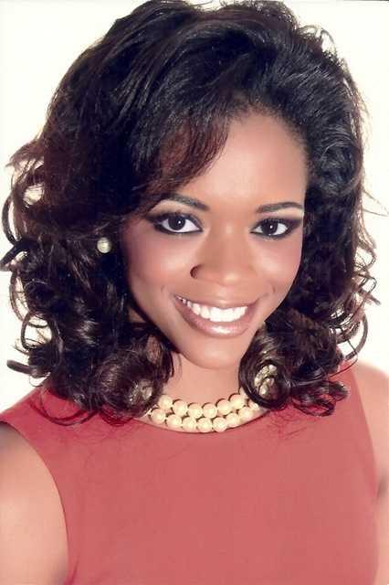 Sadia Robinson, Miss South Carolina State University