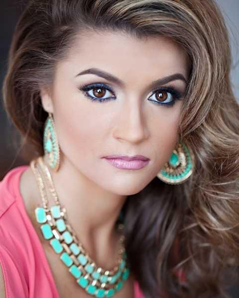 Amanda Bishop, Miss Walterboro