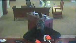 asheville bank robbery: Hometrust Bank