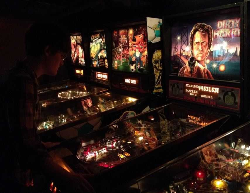 It is unlawful for a minor younger than 18 to play a pinball machine.