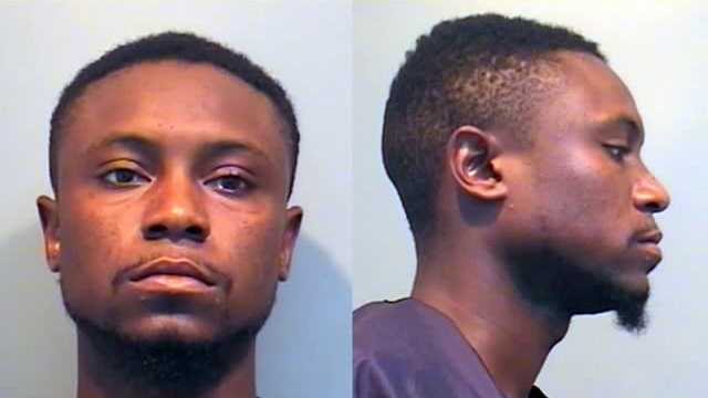 Jarvis Cunningham: Charged with distribution of crack cocaine and sale of a firearm by a convicted felon.