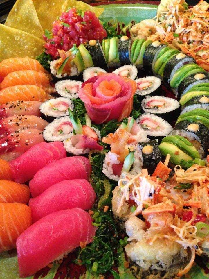 Sole Grill and Sushi Bar, By-Pass 123, Seneca: 9 nominations