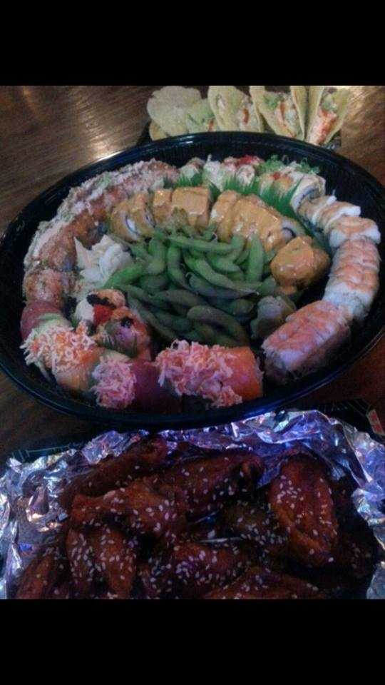 Tokyo Bay Sushi & Grill, Clemson Boulevard, Anderson: 5 nominations