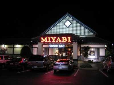 Miyabi Japanese Steak and Seafood House, Congaree Rd, Greenville: 4 nominations