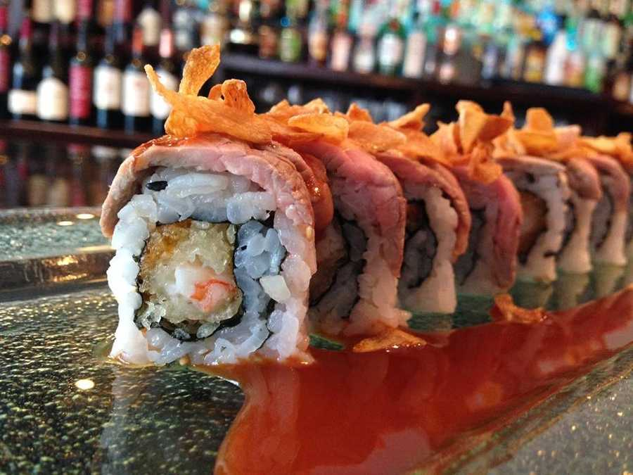 Umi Japanese Fine Dining, North Main Street, Hendersonville: 4 nominations