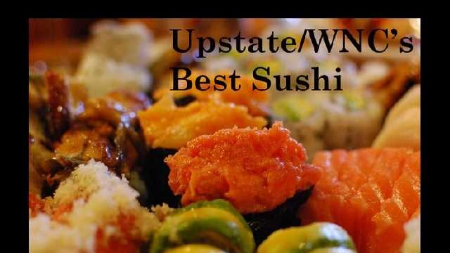 We asked our Facebook fans to nominate their favorite sushi restaurant -- and here are the top 20!  One city dominates the list -- and one restaurant won by a landslide.