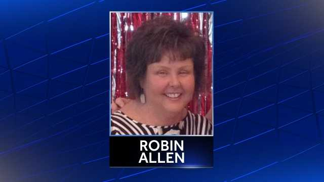 Robin Allen: Charged with obtaining money by false pretense