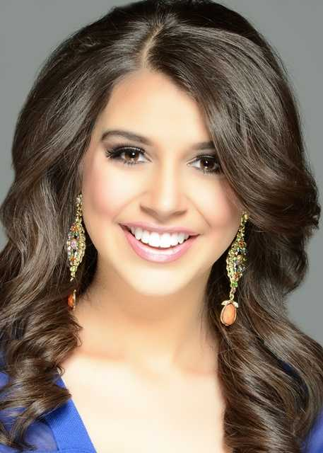 Miss Blue Ridge Foothills Teen - Angel Garcia