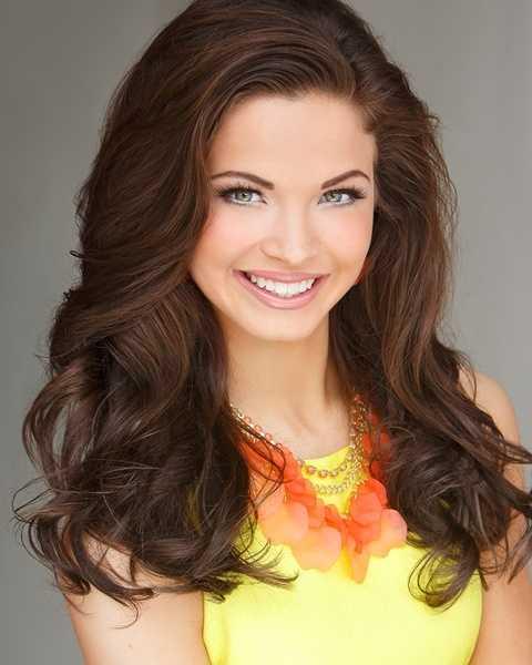 Miss Byrnes High School Teen - Shaylyn Simmons