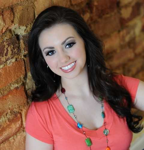 Miss Capital City Teen - Shelby Cameron