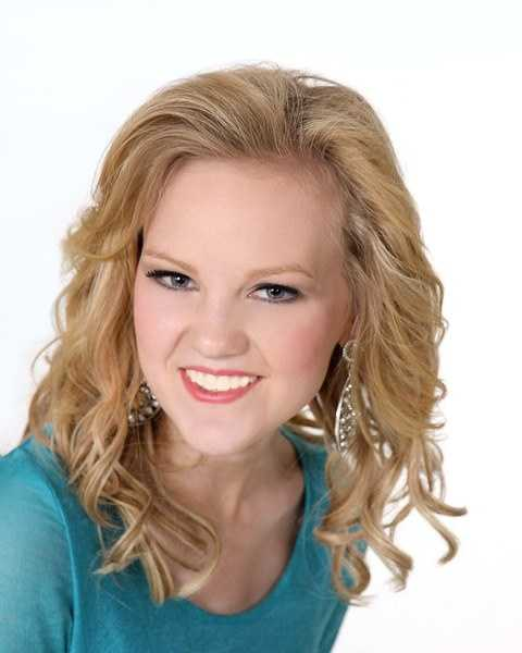 Miss Clarendon Teen - Haley Erickson