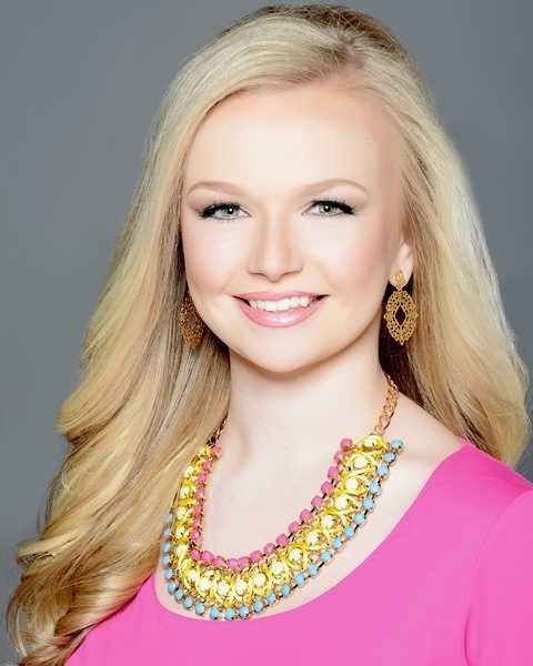 Miss Clemson Teen - Greer Seay