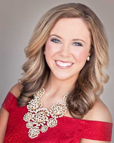 Miss Columbia Teen - Bailey Tyler