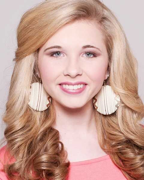 Miss Duncan Teen - Anna Hatchette