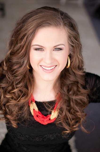 Miss El Dorado Teen - Kehler Bryant