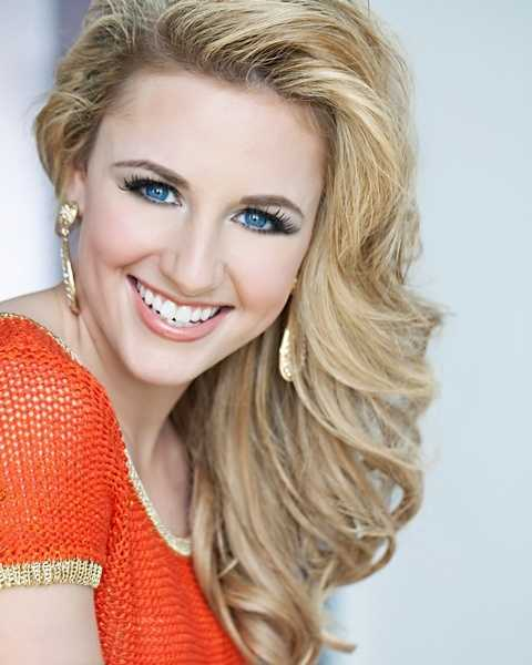 Miss Greater Easley Teen - Hope Harvard
