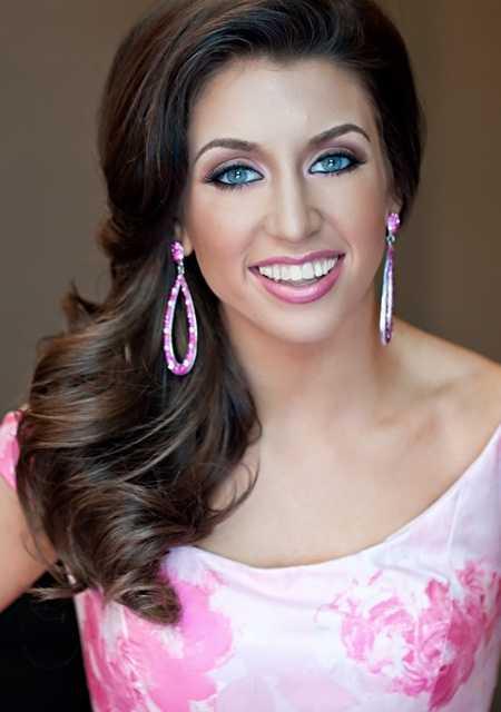 Miss Greater Mauldin Teen - Savannah Kelley